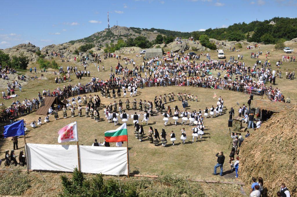 28-ми Национален събор на каракачаните в България на 24 август в Карандила