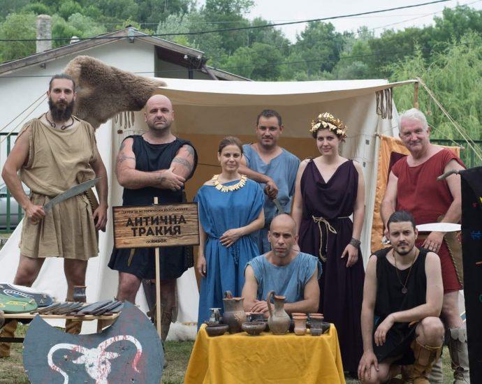 """Античен фестивал """"Сердика е моят Рим"""""""