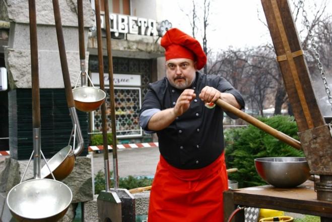 Фестивал на сармата и кюфтето в Генерал Тошево