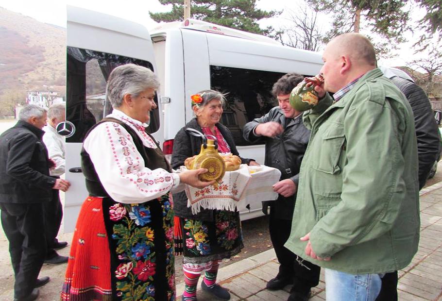 Празник на турлаците от Сърбия и България в Белоградчик